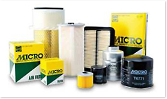 Air, Oil, Fuel, Cabin filters